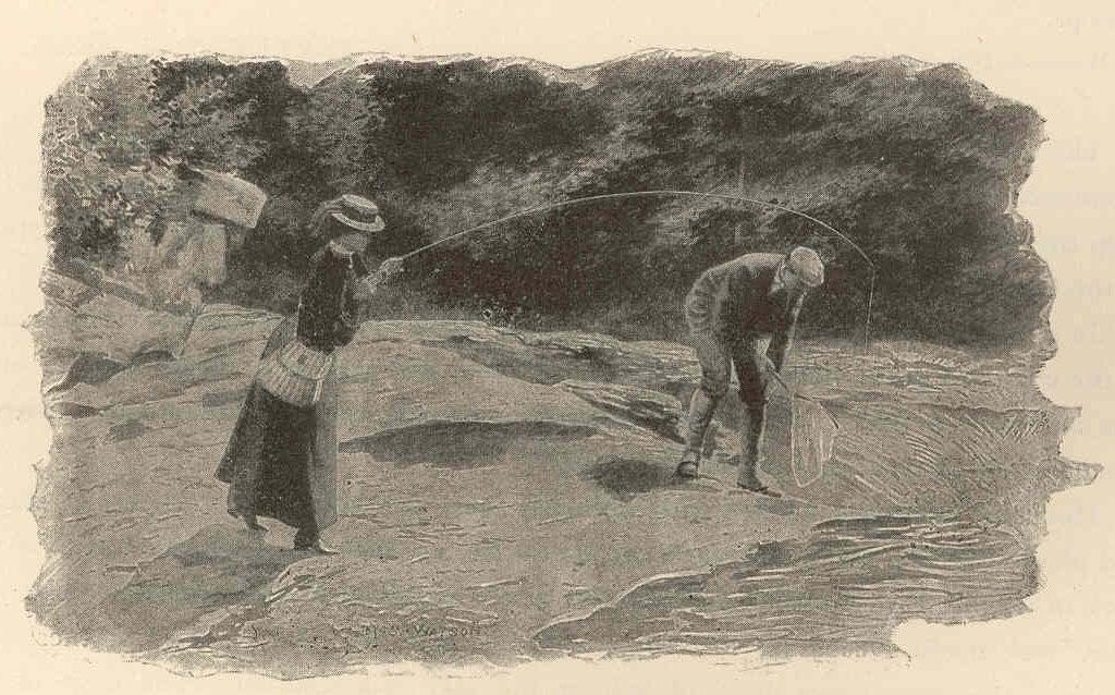 Fishing Victorians