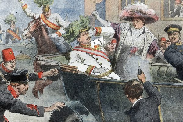 Franz Ferdinand assassination