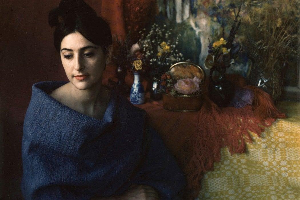 Marie Cosindas, Lenore, Boston, 1965