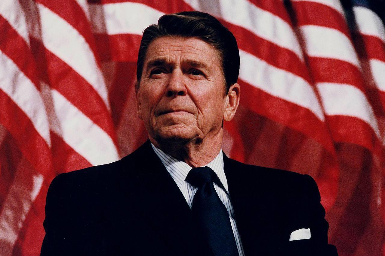 Ronald Reagan 1982