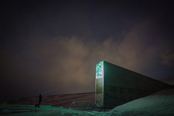 Svalbard Seed Bank