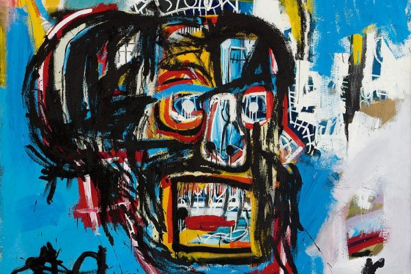 Untitled Basquiat