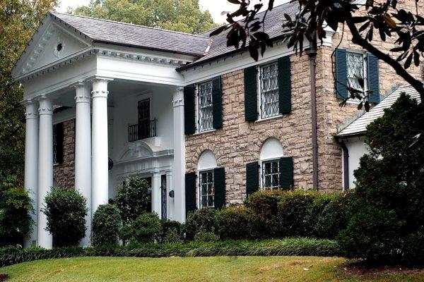 Graceland facade