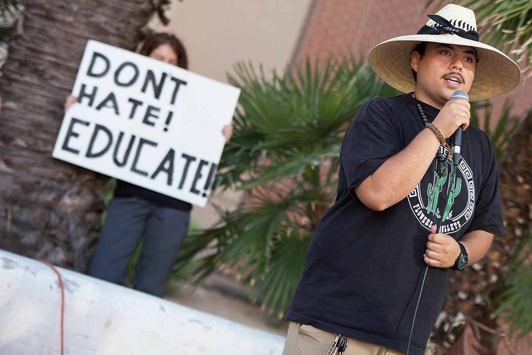 Mexican-American studies protest