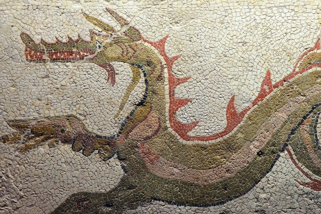 Roman Sea Monster