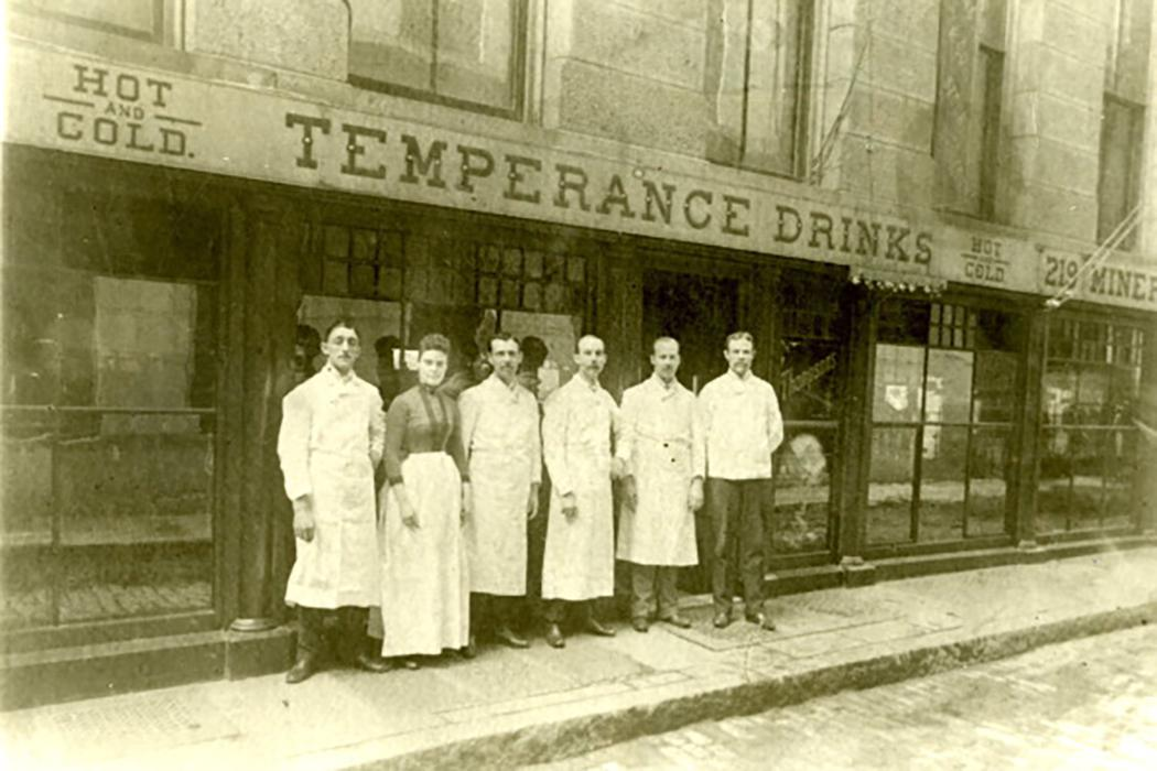 Thompson's Temperance Spa