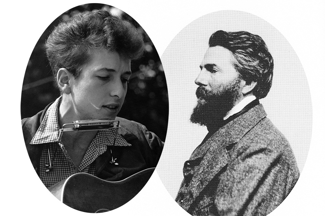 Bob Dylan and Herman Melville