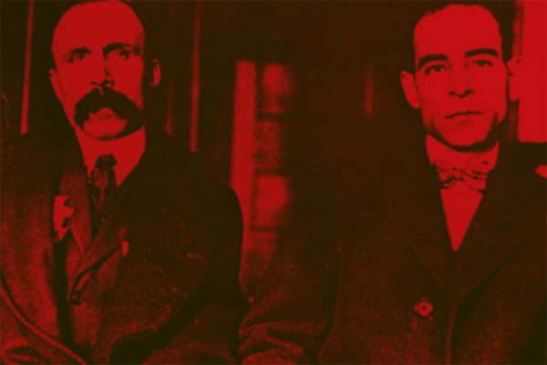 Saco and Vanzetti