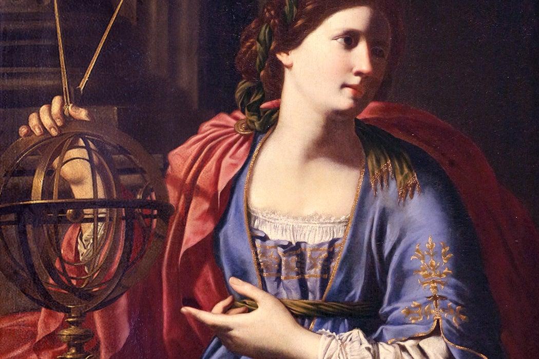 Urania painting