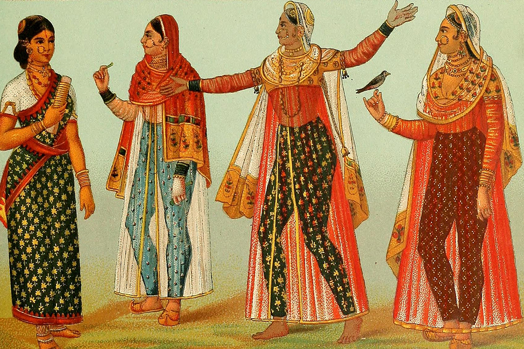 Why India Once Led The Fashion Industry | JSTOR Daily