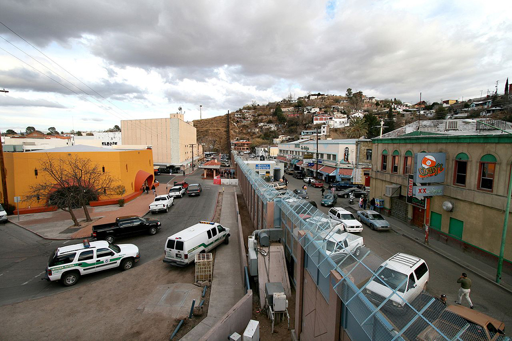 Nogales Arizona Mexico