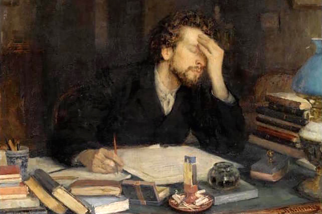 Leonid Pasternak - The Passion of Creation