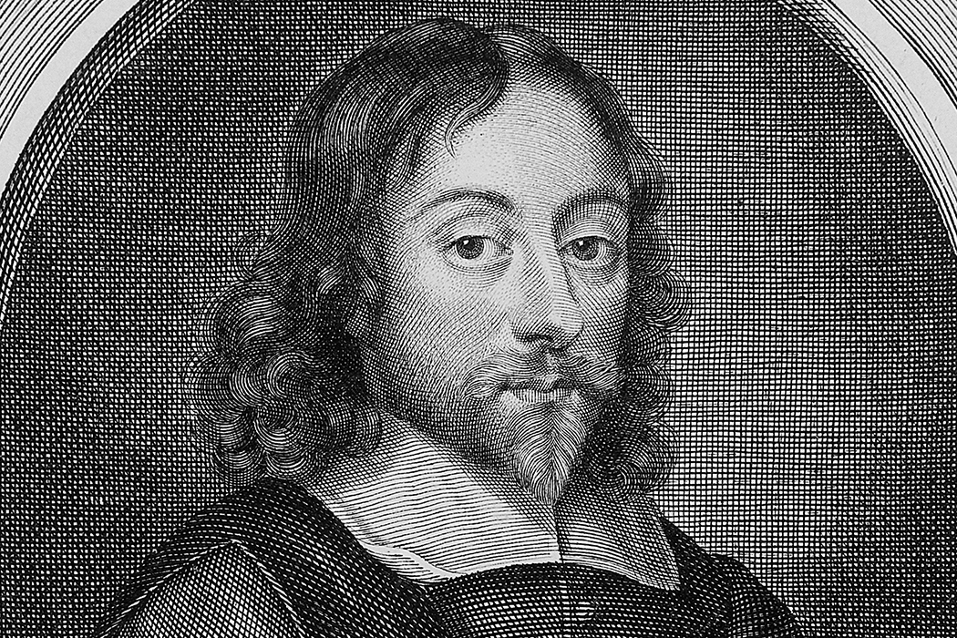 Portrait of Sir Thomas Browne