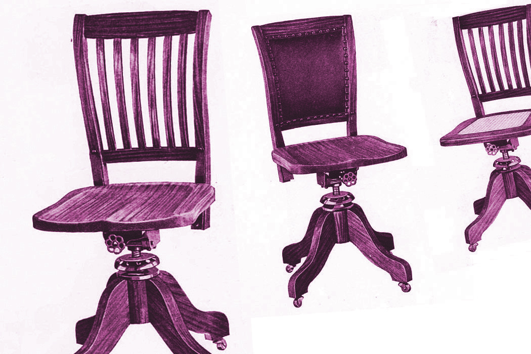 Character-Building With Uncomfortable Chairs | JSTOR Daily