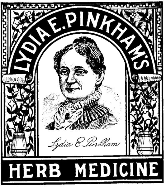 Lydia Pinkham