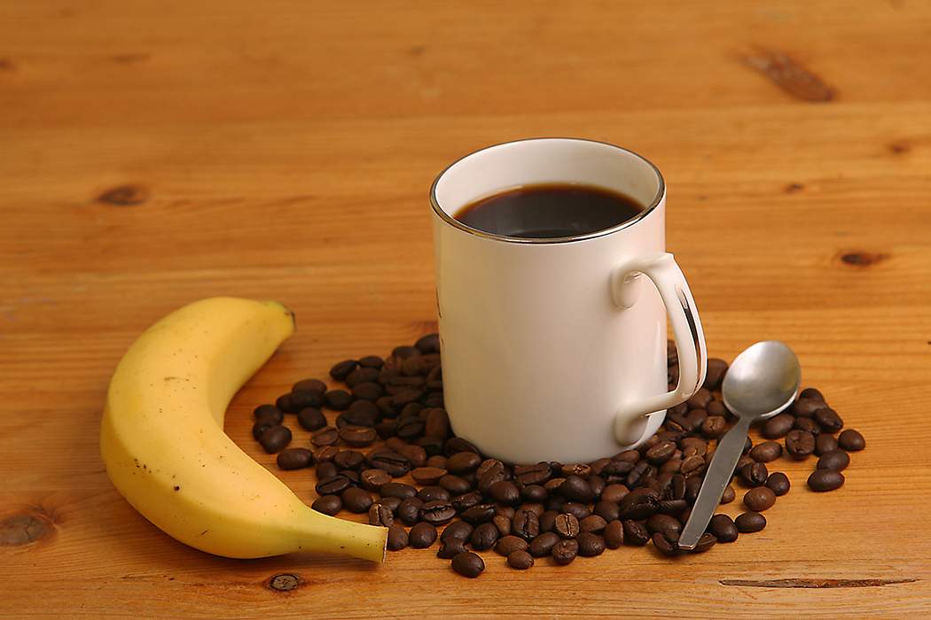 Banana coffee