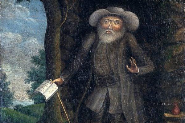 Benjamin Lay portrait