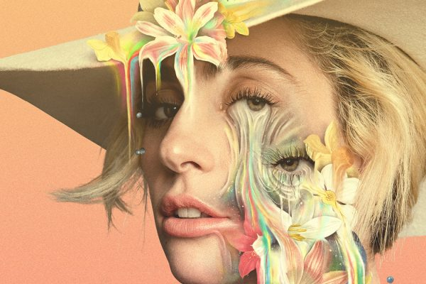 Gaga poster art