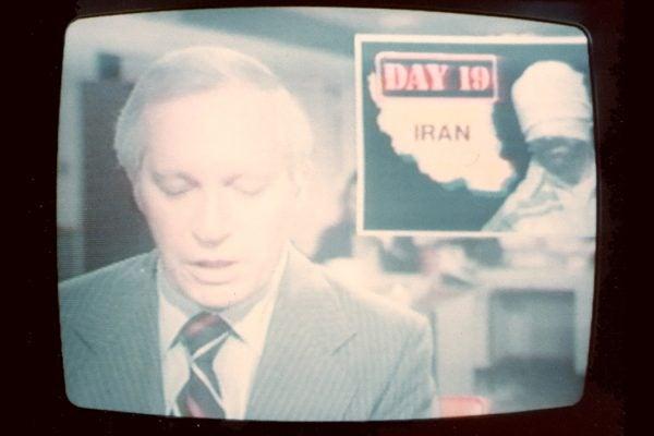 Iran hostage crisis TV
