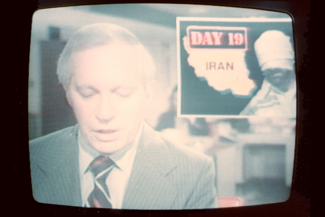 Iran hostage crisis TV