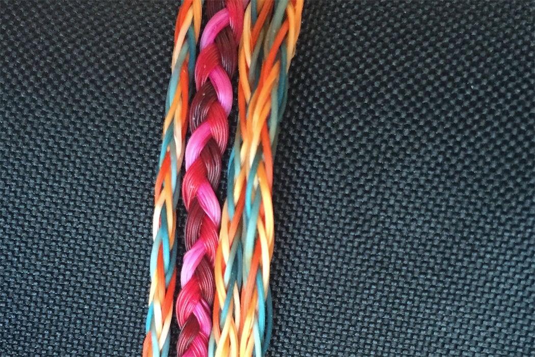 Mango Materials fiber braids