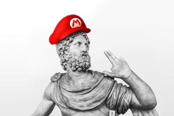 Mario hat Odysseus
