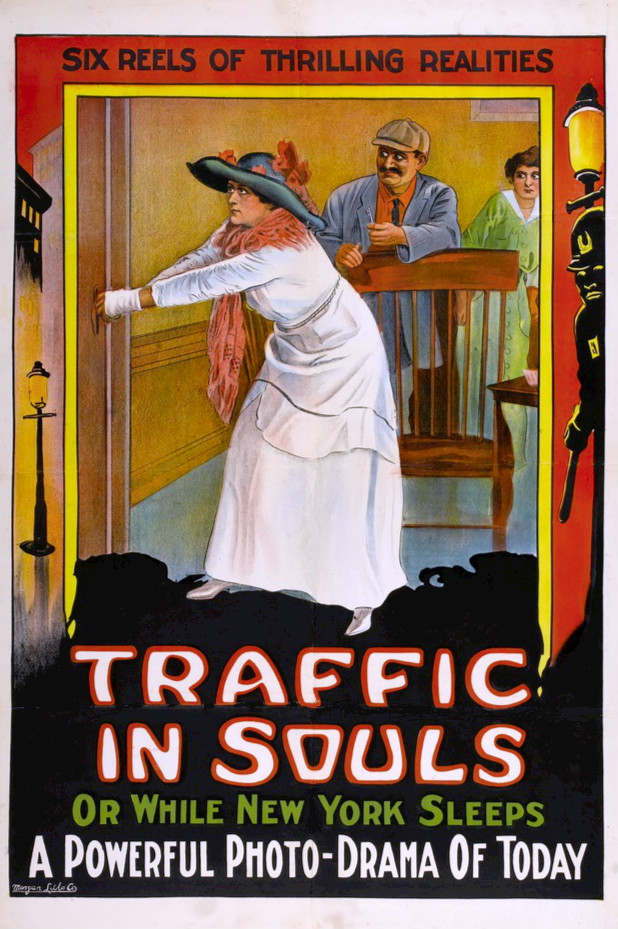 Traffic in Souls poster