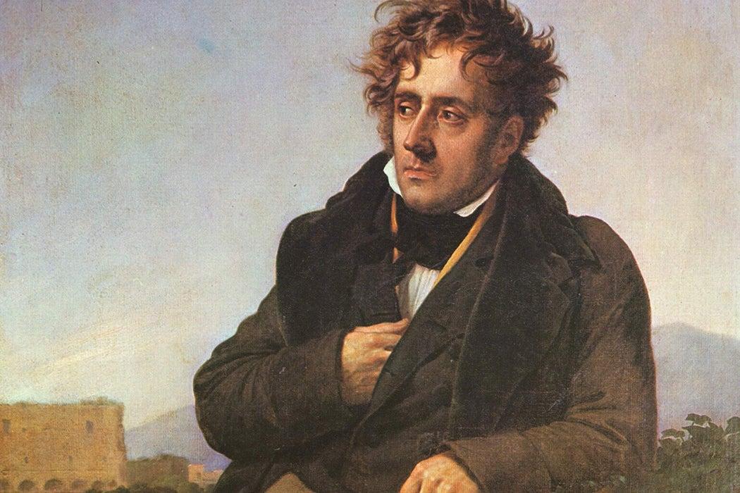 Chateaubriand portrait