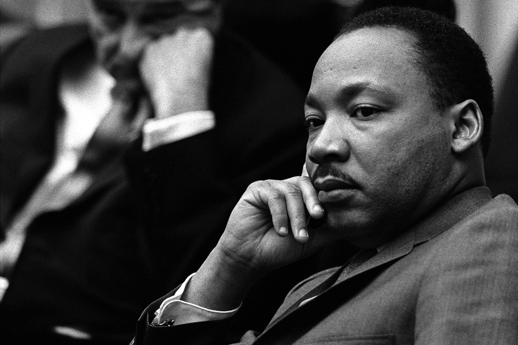 Martin Luther King Jr In His Own Words Jstor Daily