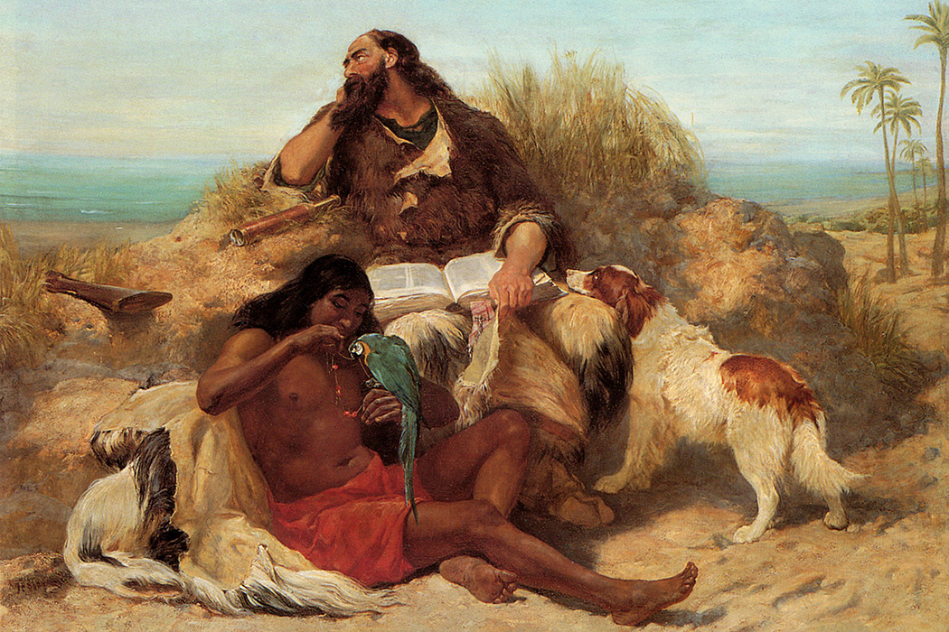 robinson crusoe as the true prototype The martian: what robinson crusoe, matt damon and viola davis have in common  he is the true prototype of the british colonist, as friday.