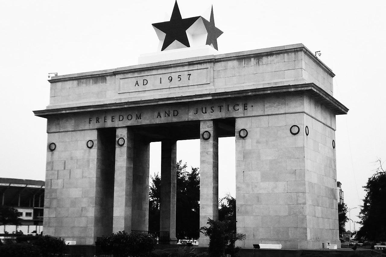Black Star Gate Ghana