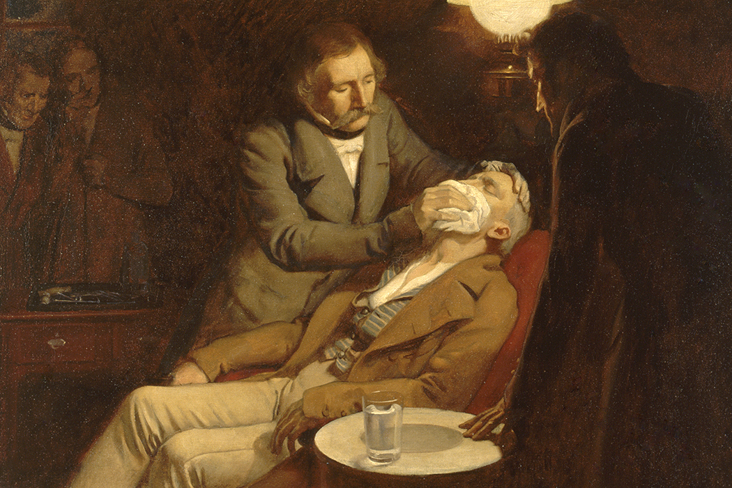 19th Century Anesthesia and the Politics of Pain | JSTOR Daily