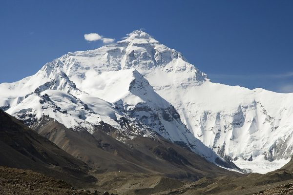 Mount Everest North Face Tibet