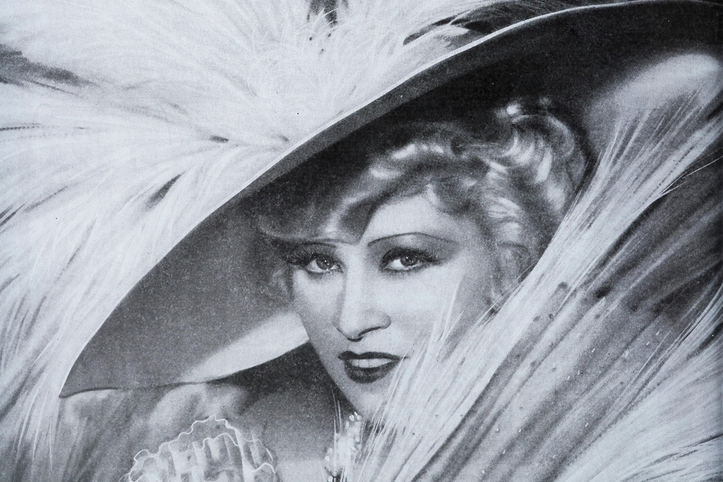 Mae West Belle of the Nineties