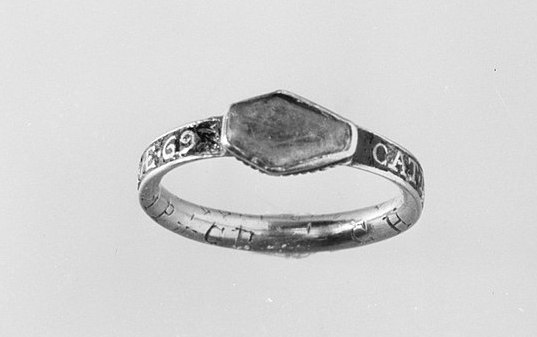 American mourning ring