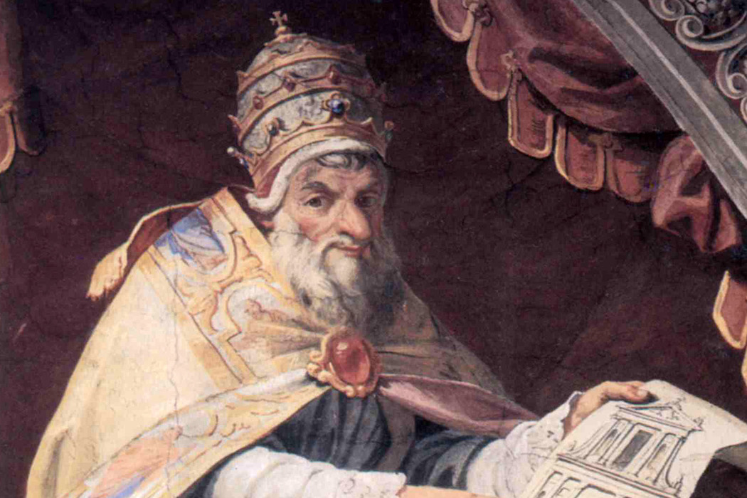 Pope Sixtus V abortion ban
