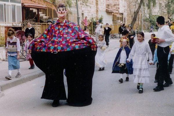 Purim history