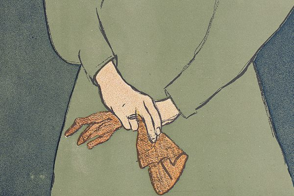 Victorian gloves