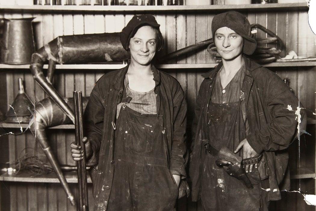 Women moonshiners bootleggers