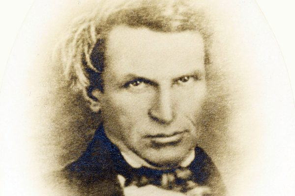 Charles Knowlton portrait