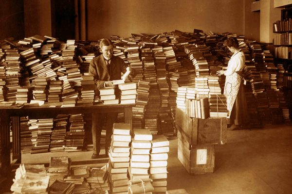 librarian obituaries