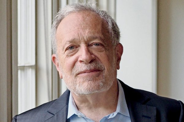 Robert Reich interview