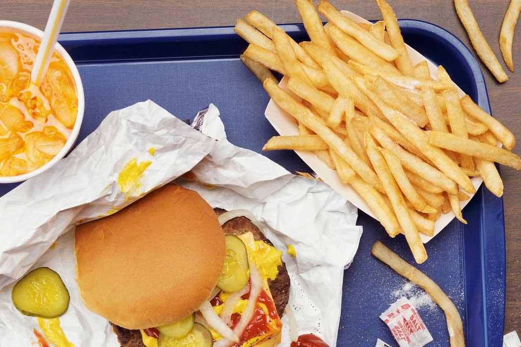 fast food phthalates