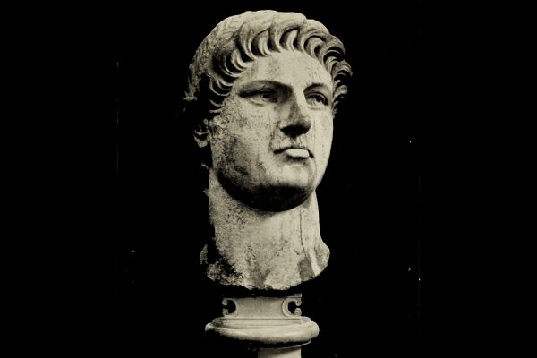 Nero bust: Nero may have poisoned Britannicus, Claudius's son