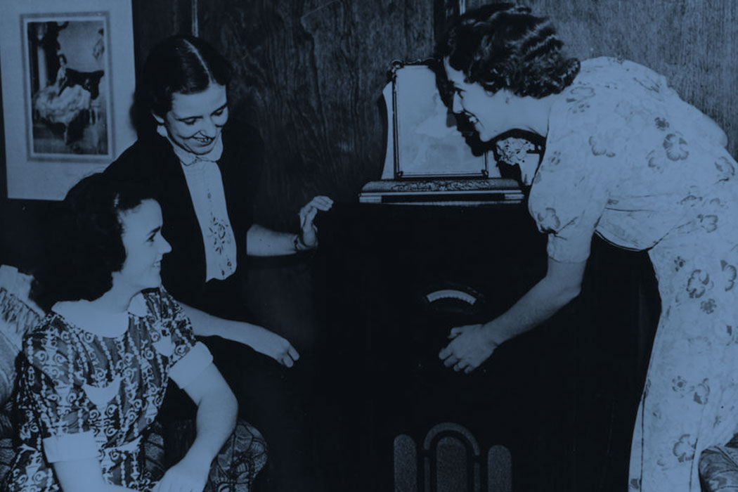 psychology on the radio