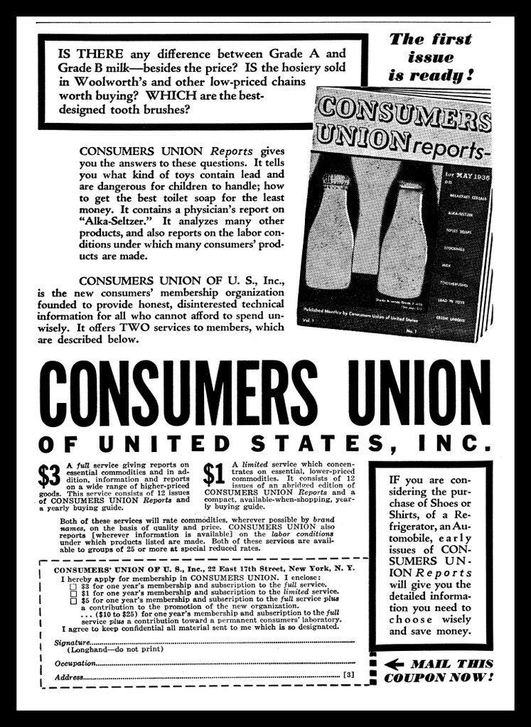 Consumer's Union