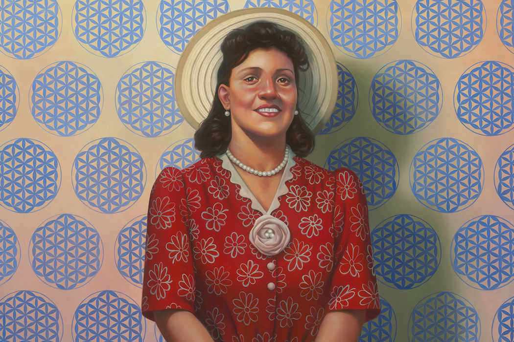 Henrietta Lacks portrait