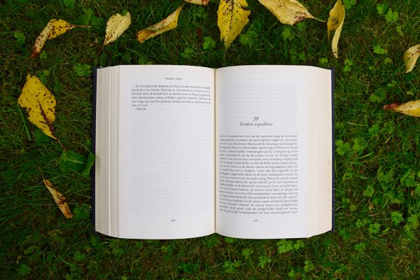 paragraph book
