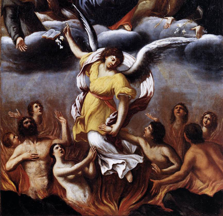 purgatory painting