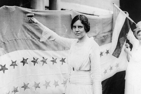 Alice Paul ERA
